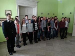 Konkurs Młodzież zapobiega Pożarom 2016 w Lądzie