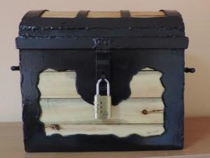 Skrzynia skarbów - quest w Żerkowie