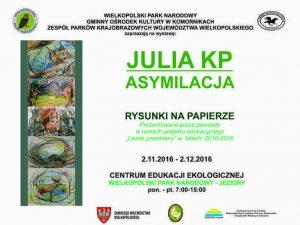 Wystawa Asymilacja w Jeziorach 2016 1
