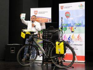 """Konferencja """"Turystyka rowerowa w Wielkopolsce"""""""