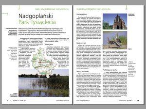 Parki krajobrazowe w prasie 2016 1