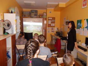 Edukacja przyrodnicza w konińskim szpitalu 2017 1