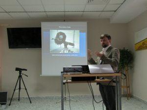 Otwarcie obserwatorium astronomicznego w Chalinie 2017 09