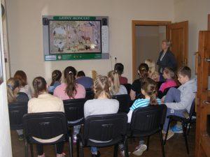 Dzieci z Goliny z wizytą w Lądzie 2017 04