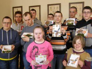Uczniowie z Michalinowa w Lądzie 2017 1