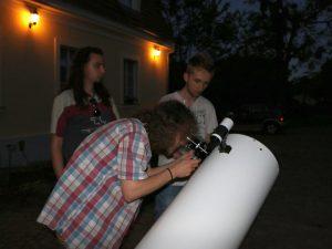Astronomiczne Koło Naukowe w Chalinie 2017 1