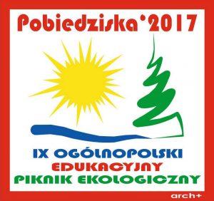 IX Ogólnopolski Edukacyjny Piknik Ekologiczny w Pobiedziskach 2017 logo
