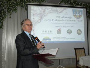 Konferencja Terra Pisdrensis dawniej i dziś 2016 1