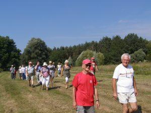 Aktywne zakończenie wakacji w Żerkowsko-Czeszewski PK 2016 1