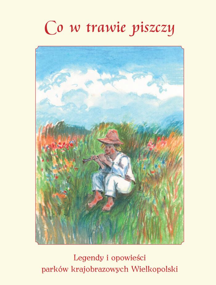 Okładka książki - Co w trawie piszczy