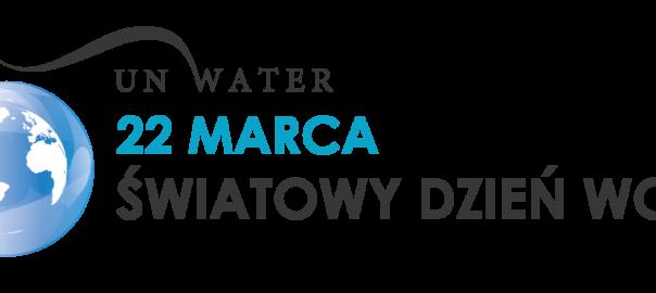 obrazek przedstawia symbol naszej planety po lewej stronie oraz tekst 22 marca Światowy Dzień Wody